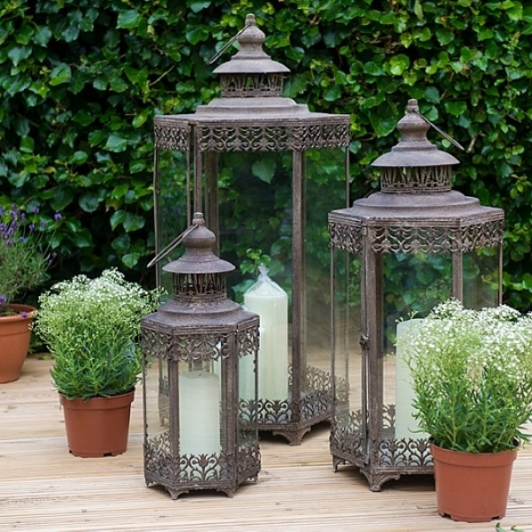 Lanterns for hire